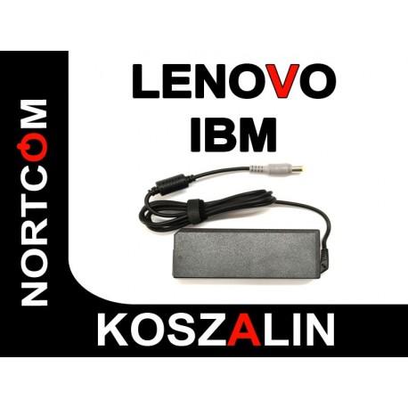 Zasliacz NORTCOM Lenovo IBM Thinkpad 20V 4,6A 90W Jak Oryginalny