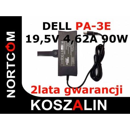Zasilacz  Dell 19V 90W 4.62A SLIM NORTCOM PA-3E