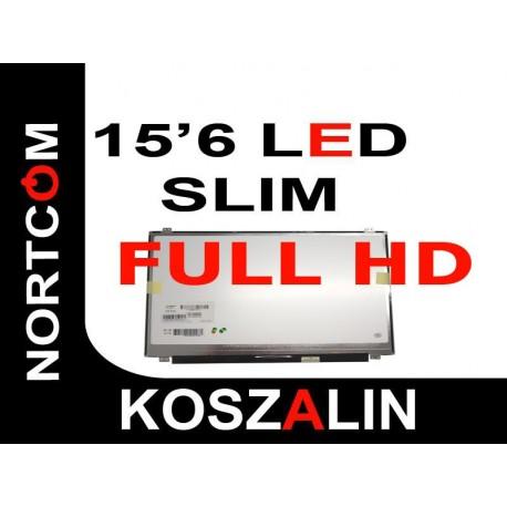 "Matryca LED 15,6""SLIM  N156HGE-LB1 C2 Błyszcząca"
