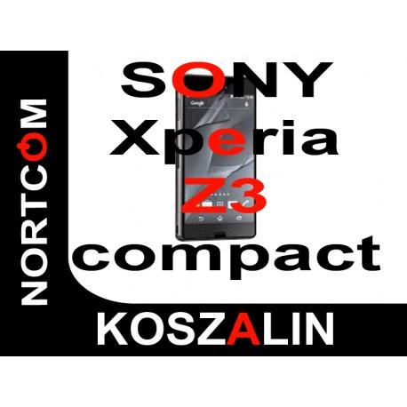 Czarny SET SONY Xperia Z  Matryca+ panel dotykowy KOMPLET